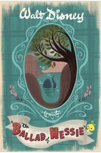 A História de Nessie - Poster / Capa / Cartaz - Oficial 1
