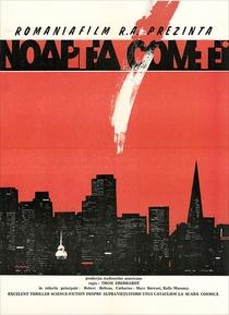 A Noite do Cometa - Poster / Capa / Cartaz - Oficial 3