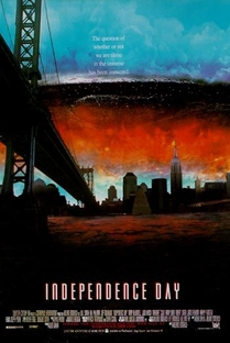 Independence Day - Poster / Capa / Cartaz - Oficial 4