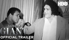 Andre The Giant Official Trailer (2018) | HBO
