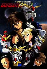 Mobile Suit Gundam Wing - Poster / Capa / Cartaz - Oficial 2