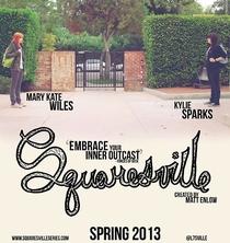 Squaresville - Poster / Capa / Cartaz - Oficial 1