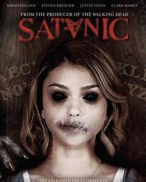 Satânico - Poster / Capa / Cartaz - Oficial 2