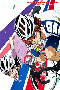 Yowamushi Pedal (1ª Temporada) - Poster / Capa / Cartaz - Oficial 13