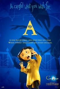Coraline e o Mundo Secreto - Poster / Capa / Cartaz - Oficial 11