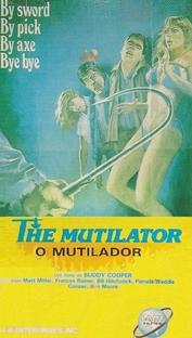 O Mutilador - Poster / Capa / Cartaz - Oficial 2