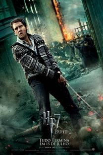 Harry Potter e as Relíquias da Morte - Parte 2 - Poster / Capa / Cartaz - Oficial 39