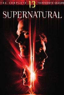 Sobrenatural (13ª Temporada) - Poster / Capa / Cartaz - Oficial 3