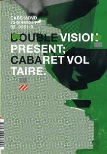 Cabaret Voltaire – Doublevision Presents: Cabaret Voltaire - Poster / Capa / Cartaz - Oficial 1