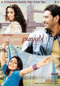 Dil Apna Punjabi - Nosso Coração É Punjabi - Poster / Capa / Cartaz - Oficial 1