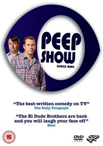 Peep Show (9ª Temporada) - Poster / Capa / Cartaz - Oficial 1