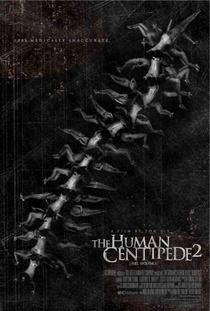 A Centopéia Humana 2 - Poster / Capa / Cartaz - Oficial 1