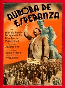 Aurora de Esperanza - Poster / Capa / Cartaz - Oficial 2
