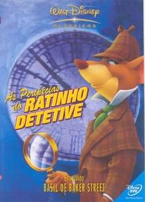 As Peripécias de um Ratinho Detetive - Poster / Capa / Cartaz - Oficial 3