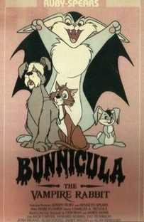 Bunnicula - The Vampire Rabbit - Poster / Capa / Cartaz - Oficial 1