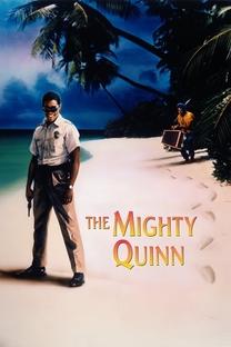 O Poderoso Quinn - Poster / Capa / Cartaz - Oficial 6