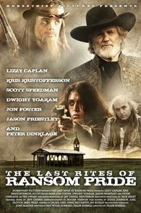 The Last Rites of Ransom Pride - Poster / Capa / Cartaz - Oficial 2