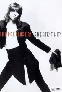 The Pretenders - Greatest Hits - Inglaterra 2000 - Poster / Capa / Cartaz - Oficial 1