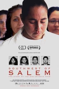 Southwest of Salem: The Story of the San Antonio Four - Poster / Capa / Cartaz - Oficial 1