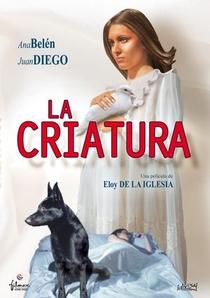 La Criatura - Poster / Capa / Cartaz - Oficial 1