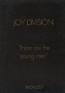 Joy Division ‎– Here Are The Young Men - Poster / Capa / Cartaz - Oficial 1