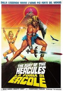 A Fúria de Hércules - Poster / Capa / Cartaz - Oficial 1