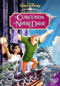 O Corcunda de Notre Dame - Poster / Capa / Cartaz - Oficial 2