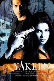 Yakeen - Poster / Capa / Cartaz - Oficial 5