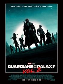 Guardiões da Galáxia Vol. 2 - Poster / Capa / Cartaz - Oficial 5