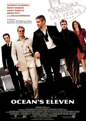 Oceans eleven – facam as vossas apostas os onze do oceano