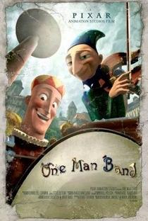 A Banda de um Homem Só - Poster / Capa / Cartaz - Oficial 1