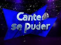Cante se Puder - Poster / Capa / Cartaz - Oficial 1
