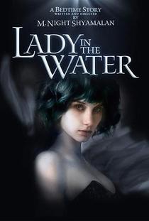 A Dama na Água - Poster / Capa / Cartaz - Oficial 6