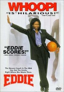 Eddie - Ninguém Segura Esta Mulher - Poster / Capa / Cartaz - Oficial 1