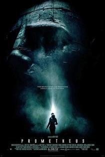 Prometheus - Poster / Capa / Cartaz - Oficial 1