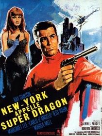 Secret Agent Super Dragon - Poster / Capa / Cartaz - Oficial 2