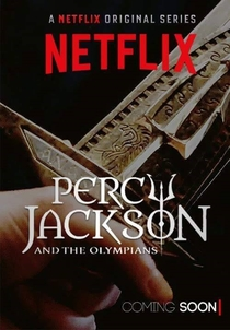 Percy Jackson (1ª Temporada) - Poster / Capa / Cartaz - Oficial 1