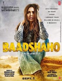 Baadshaho - Poster / Capa / Cartaz - Oficial 8