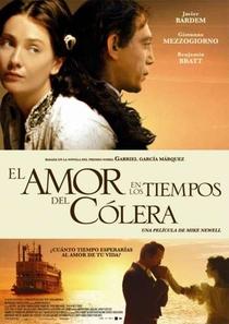 O Amor nos Tempos do Cólera - Poster / Capa / Cartaz - Oficial 4