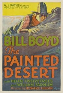 O Deserto Pintado - Poster / Capa / Cartaz - Oficial 2