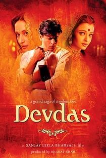 Devdas - Poster / Capa / Cartaz - Oficial 1