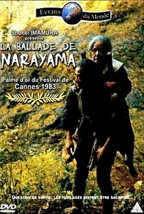 A Balada de Narayama - Poster / Capa / Cartaz - Oficial 10