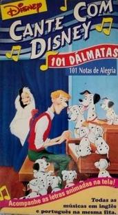 Cante com Disney - Poster / Capa / Cartaz - Oficial 1