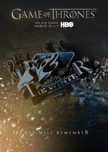 Game of Thrones (4ª Temporada) - Poster / Capa / Cartaz - Oficial 25