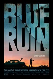 Ruína Azul - Poster / Capa / Cartaz - Oficial 1
