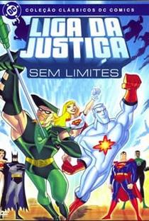 Liga da Justiça Sem Limites (3ª Temporada) - Poster / Capa / Cartaz - Oficial 1