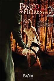 Pânico na Floresta 2 - Poster / Capa / Cartaz - Oficial 2
