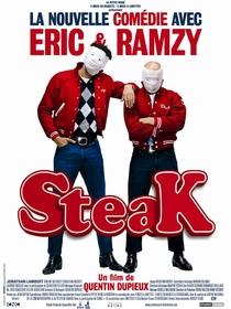 Steak - Poster / Capa / Cartaz - Oficial 1