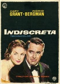 Indiscreta - Poster / Capa / Cartaz - Oficial 7