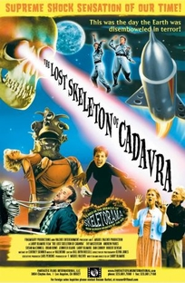 The Lost Skeleton Of Cadavra - Poster / Capa / Cartaz - Oficial 2